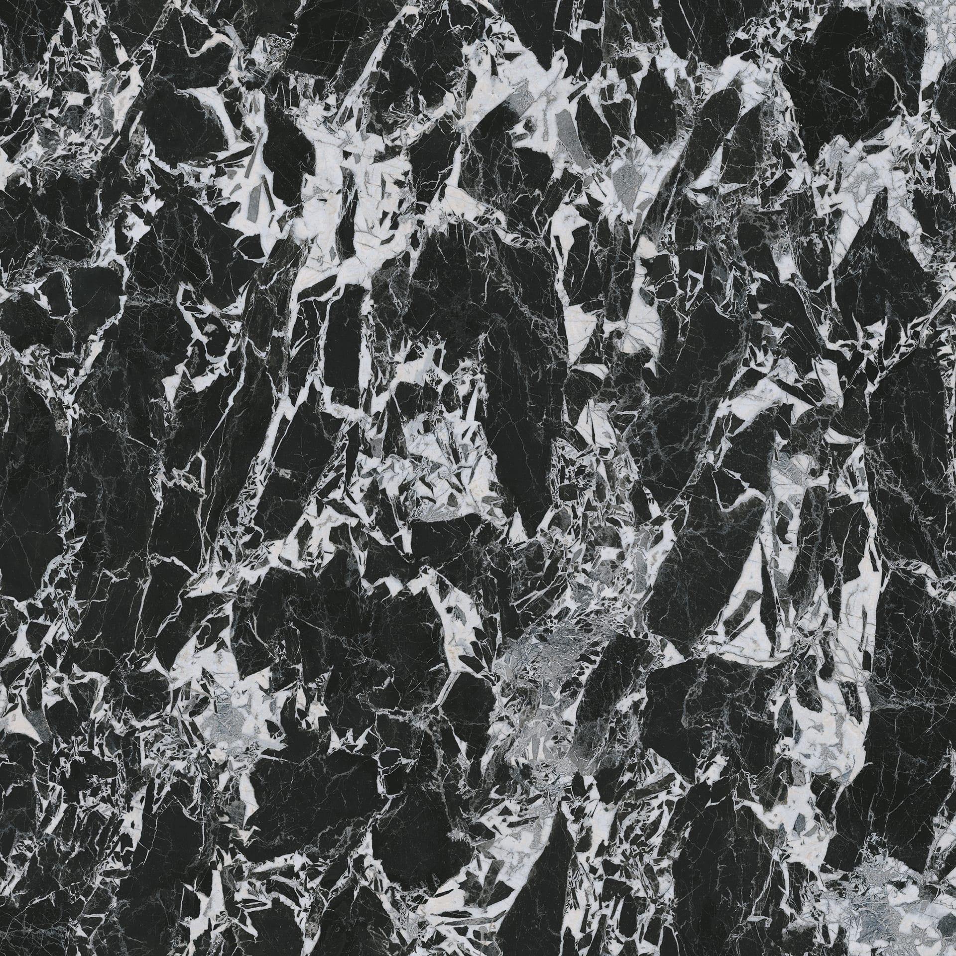 Black Marble Close Laminate Worktop by Topform